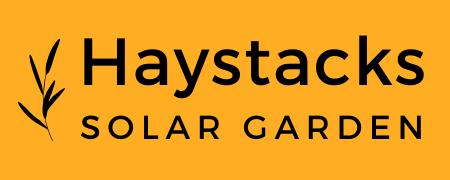 Haystacks | Solar Garden